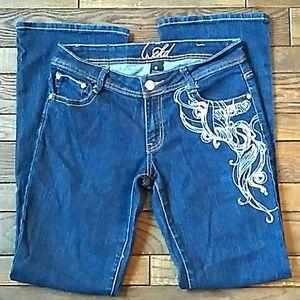 Wckd Junior Jeans. NWOT